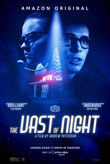 The Vast of the night affiche film