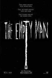 The Empty Man affiche film