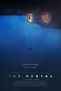 The Rental affiche film