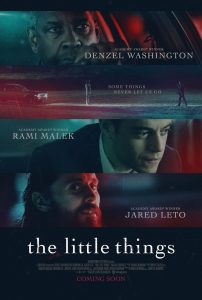 The little things affiche film