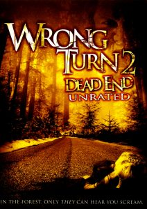 Wrong Turn 2 affiche film