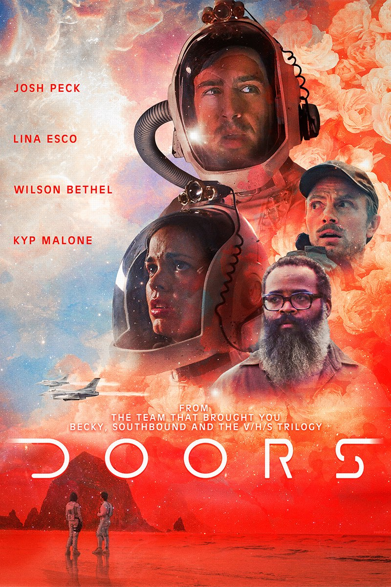 Doors affiche film