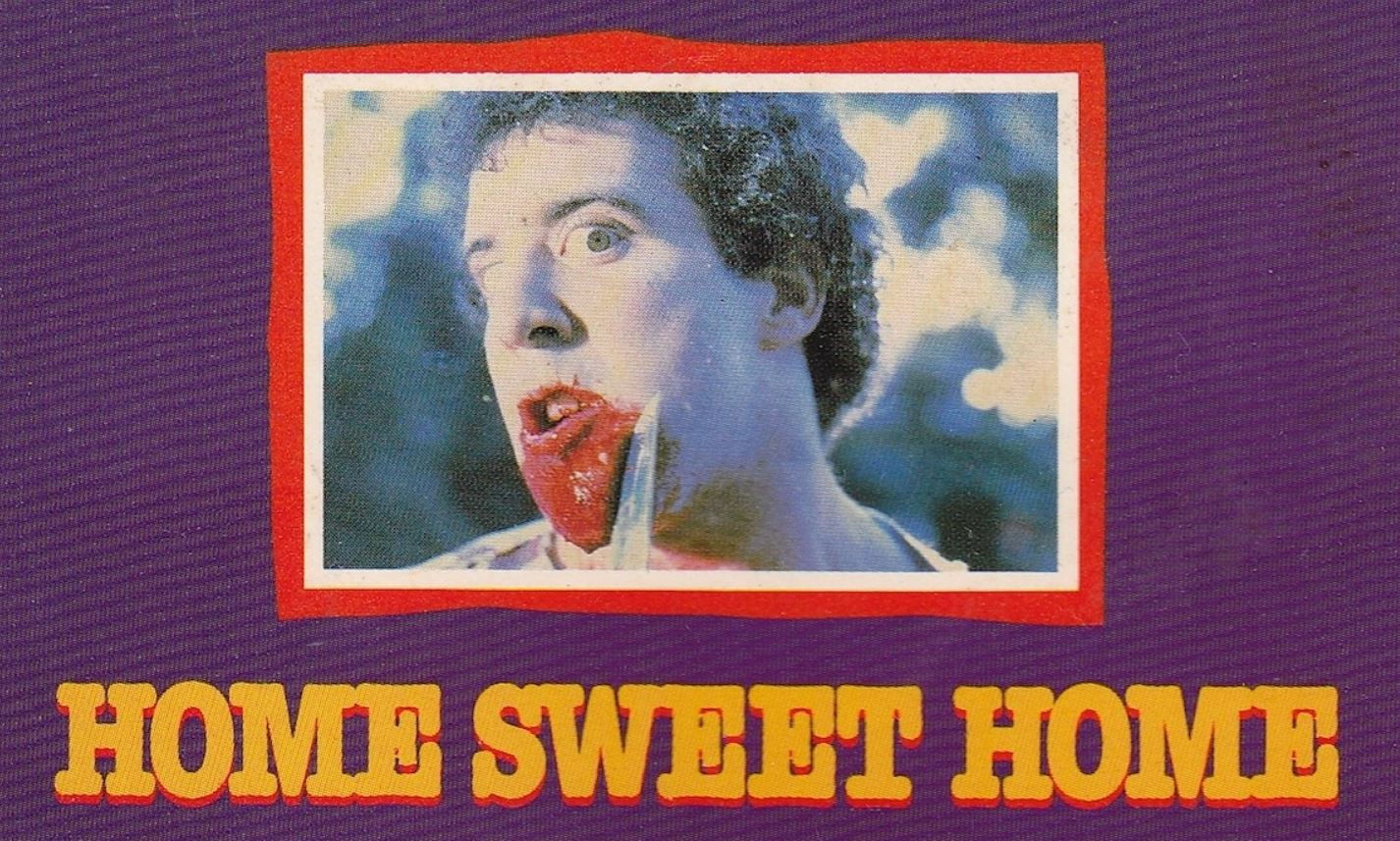 Home Sweet Home affiche film