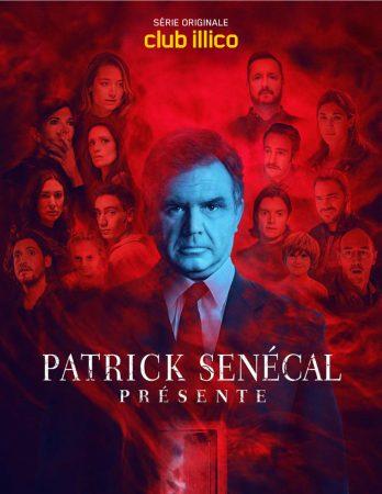 Patrick Senécal présente affiche série