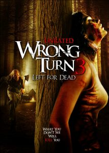 Wrong Turn 3 affiche film