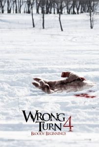 Wrong Turn 4 affiche film