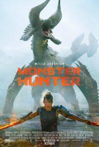 Monster Hunter affiche film