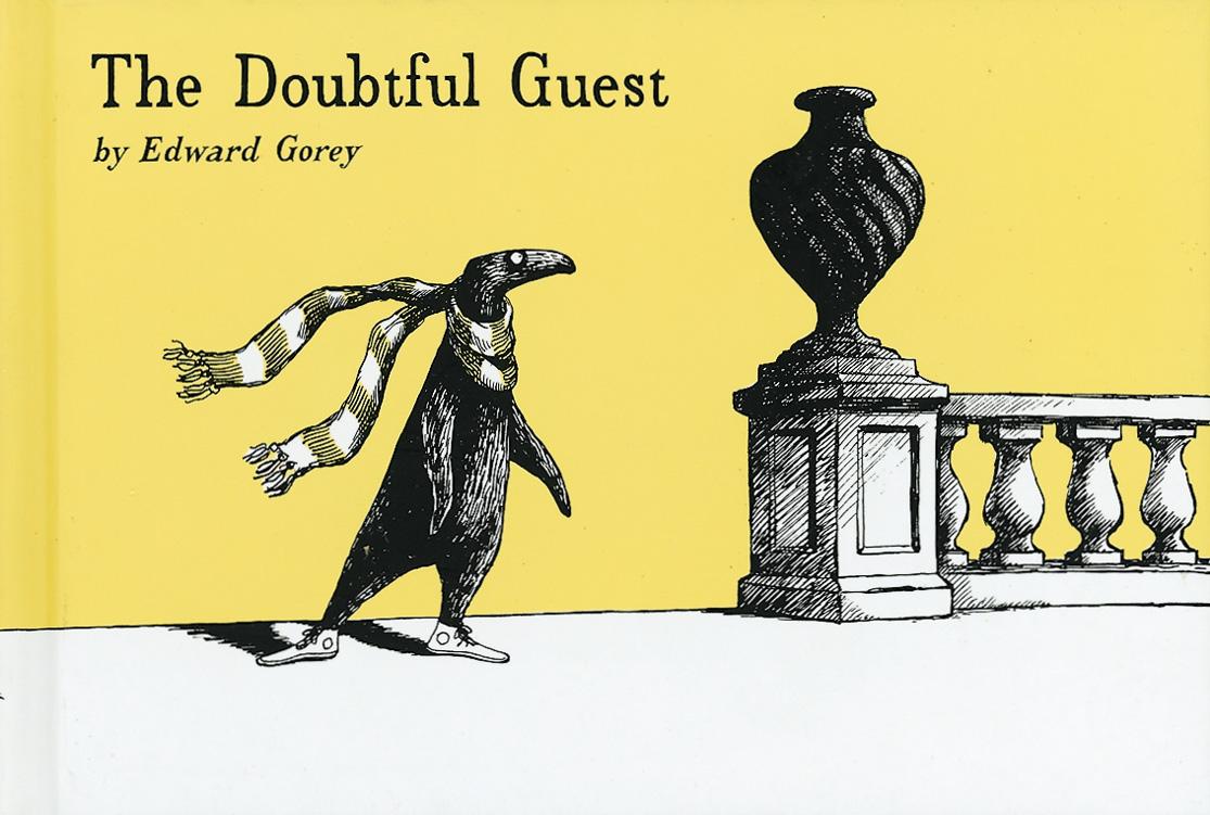 The Doubtful Guest couverture livre